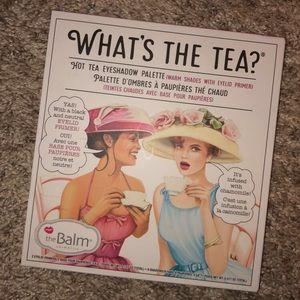 WHATS THE TEA? Eyeshadow Palette